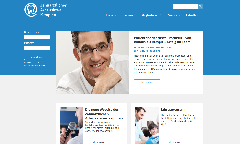 Fein Zahn Website Vorlage Zeitgenössisch - Beispielzusammenfassung ...